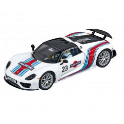 PORSCHE 918 SPYDER MARTINI RACING N.23 - CARRERA 30698