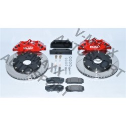 V-MAXX KIT FRENI ANTERIORI MAGGIORATI V-MAXX 330MM VOLKSWAGEN CADDY