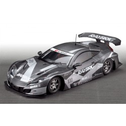 SCALEAUTO Honda hsv-10 super gt presentation raybrig (carbon) 6012