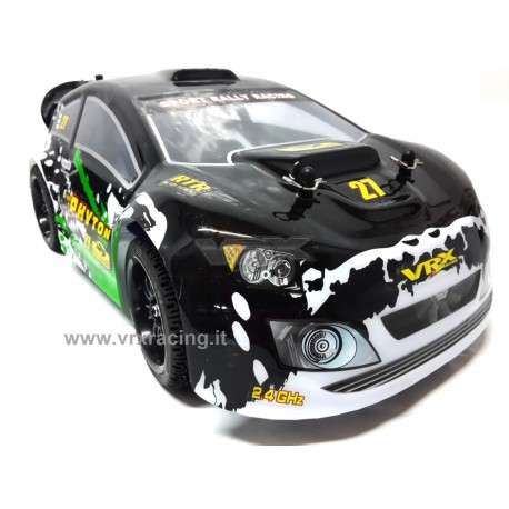 Stradale brushless Sport Rally Racing 1/16 4WD RTR radio 2.4ghz VRX