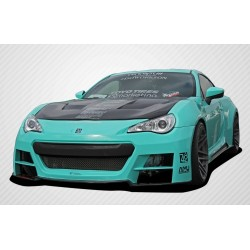 KIT ESTETICO COMPLETO IN VTR WIDE BODY TOYOTA GT86 SUBARU BRZ