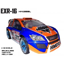 Sport Rally Brushless EXR-16 Himoto 1/16 2.4Ghz 4WD RTR