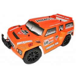HIMOTO HI4194BL Desert Trophy Truck Brushless Himoto 1/16 2.4Ghz 4WD RTR con batteria lipo