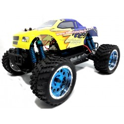 Monster Truck EXM-16 himoto brushless 2.4GHZ 1/16 4WD RTR