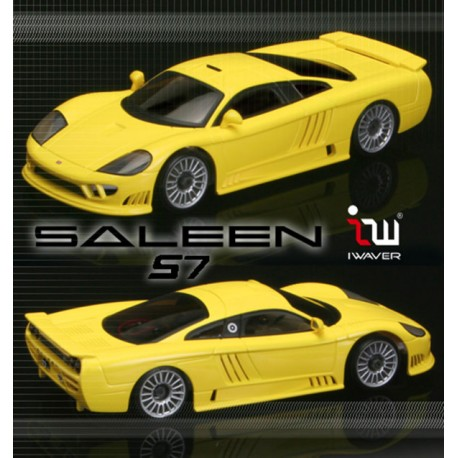 HIMOTO IWAVER 1:28 02M FORD SALEEN S7 GIALLA