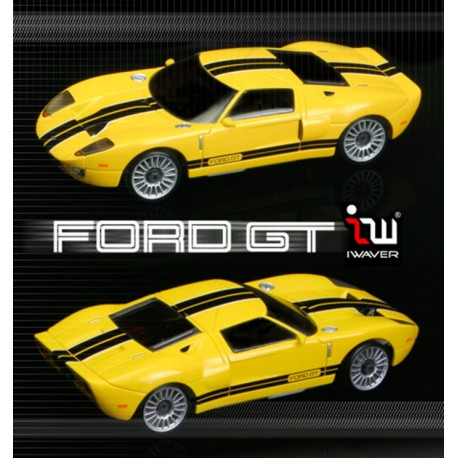 HIMOTO IWAVER 1:28 02M FORD GT GIALLA
