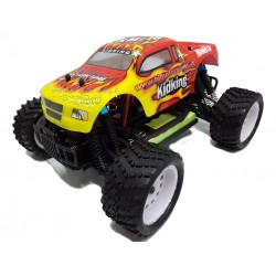 Monster truck EXM-16 himoto 2.4GHZ 1/16 4WD RTR