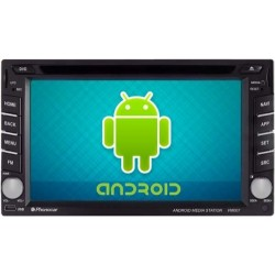 PHONOCAR MEDIA STATION 2DIN PHONOCAR VM007 SISTEMA ANDROID