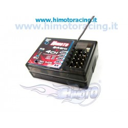HIMOTO Ricevente 2.4Ghz Himoto a 4 canali