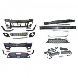 KIT ESTETICO COMPLETO IN ABS MINI COOPER R56 2007-2010